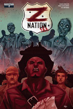Image: Z Nation #2 (cover A - Medri)  [2017] - Dynamite