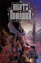 Image: Night's Dominion Vol. 01 SC  - Oni Press Inc.