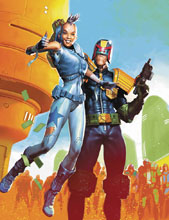 Image: 2000 A.D. Pack  (MAR17) - Rebellion / 2000AD