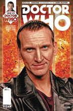 Image: Doctor Who: The 9th Doctor #15 (cover B - Photo) - Titan Comics
