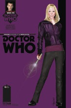 Image: Doctor Who: The 9th Doctor #15 (cover C - Myers) - Titan Comics