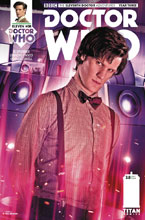 Image: Doctor Who: The 11th Doctor Year Three #8 (cover B - Photo) - Titan Comics