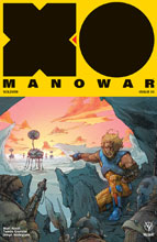 Image: X-O Manowar [2017] #3 (cover B - Rocafort) - Valiant Entertainment LLC