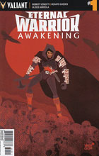 Image: Eternal Warrior: Awakening #1 (Veregge incentive cover - 60151) (20-copy)  [2017] - Valiant Entertainment LLC