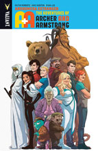 Image: A&A: The Adventures of Archer & Armstrong Vol. 03: Andromeda Estranged SC  - Valiant Entertainment LLC
