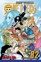 Image: One Piece Vol. 82 SC  - Viz Media LLC