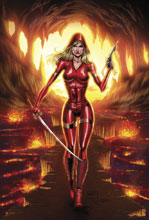 Image: Red Agent: The Human Order #7 (cover A - Goh)  [2017] - Zenescope Entertainment Inc