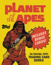Image: Planet of the Apes: The Original Topps Trading Cards Series HC  - Abrams Comicarts