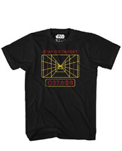 Image: Fire Away Luke T-Shirt [Black]  (XL) - Mad Engine