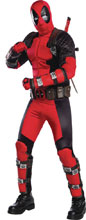 Image: Grand Heritage Deadpool Adult Costume  (XL) - Rubies Costumes Company Inc