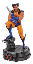 Image: Marvel Premier Collection Resin Statue: Wolverine  - Diamond Select Toys LLC