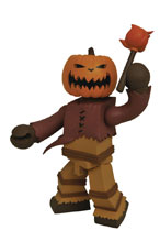 Image: Nightmare Before Christmas Vinimate: Pumpkin King Jack  - Diamond Select Toys LLC