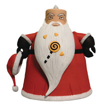 Image: Nightmare Before Christmas Vinimate: Santa  - Diamond Select Toys LLC