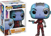 Image: POP! Guardians of the Galaxy Vol2 Vinyl Figure: Nebula  - Funko