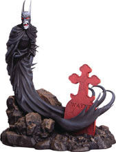 Image: Batman Statue: Red Rain  - Mondo Tees LLC