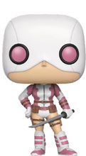 Image: POP! Marvel Vinyl Figure: Gwenpool  - Funko