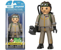 Image: Playmobil Ghostbusters Figure: Dr. Raymond Stantz  - Funko