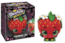 Image: Funko Shopkins Vinyl Figure: Strawberry Kiss  - Funko