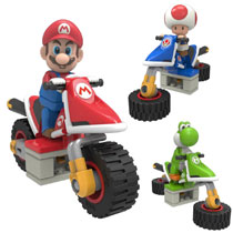 Image: Knex Mario Kart Standard Bike Building Set Assortment Series 2  - K'Nex Ltd Partnership Group