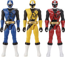 Image: Power Rangers Ninja Steel 12-Inch Action Figure Assortment  - Bandai America
