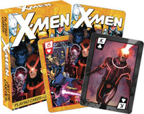 Image: X-Men Playing Cards  - Nmr Distribution America