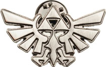 Image: Nintendo Legend of Zelda Lapel Pin  - Bioworld Merchandising