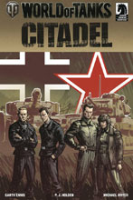 Image: World of Tanks: Citadel #1 - Dark Horse Comics