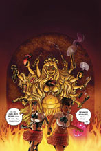 Image: Empowered & Sistah Spooky's High School Hell #6 - Dark Horse Comics