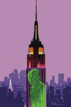 Image: Resident Alien: Alien in New York #2 - Dark Horse Comics