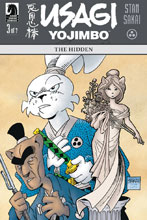 Image: Usagi Yojimbo: The Hidden #3 - Dark Horse Comics