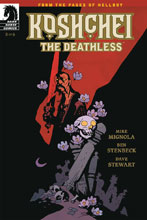 Image: Koshchei: The Deathless #5 - Dark Horse Comics