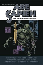 Image: Abe Sapien: Drowning & Other Stories HC  - Dark Horse Comics