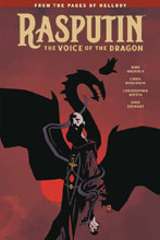 Image: Rasputin: Voice of Dragon SC  - Dark Horse Comics