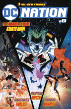 Image: DC Nation #0 - DC Comics