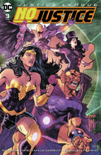 Image: Justice League: No Justice #3 - DC Comics