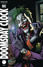 Image: Doomsday Clock #5 (variant cover - Gary Frank ) - DC Comics