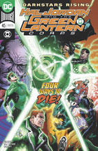 Image: Hal Jordan and the Green Lantern Corps #45 - DC Comics