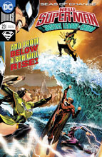 Image: New Super Man & the Justice League of China #23 - DC Comics