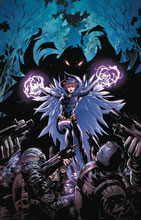 Image: Raven: Daughter of Darkness #5 - DC Comics