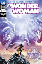 Image: Wonder Woman #46 - DC Comics