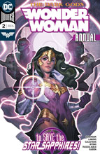 Image: Wonder Woman Annual #2 - DC Comics