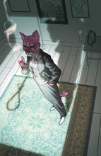Image: Exit Stage Left: The Snagglepuss Chronicles #5 - DC Comics