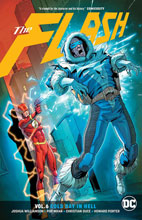 Image: Flash Vol. 06: Cold Day in Hell Rebirth SC  - DC Comics
