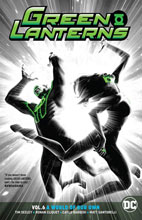 Image: Green Lanterns Vol. 06: A World of Our Own Rebirth SC  - DC Comics
