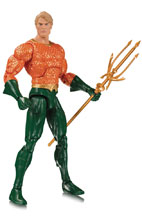 Image: DC Essentials Action Figure: Aquaman  - DC Comics