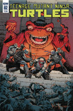 Image: Teenage Mutant Ninja Turtles #82 (cover A - Wachter) - IDW Publishing