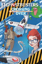 Image: Ghostbusters: Crossing Over #3 (cover A - Schoening) - IDW Publishing