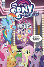 Image: My Little Pony: Friendship Is Magic #66 (cover A - Fleecs) - IDW Publishing