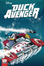Image: Duck Avenger New Adventures Book 03 SC  - IDW Publishing