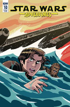 Image: Star Wars Adventures #10 (cover A - Charm) - IDW Publishing